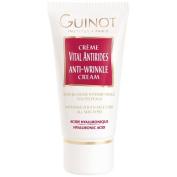 Facial Rejuvenating by Guinot Creme Vital Antirides Anti-Wrinkle Cream 50ml