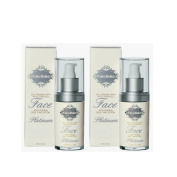 Fake Bake Platinum Face Anti-Ageing Self Tan Lotion, 60ml