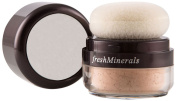 freshMinerals Mineral Powder Foundation, Light Nature Beige, 6 Gramme