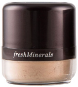 freshMinerals Mineral Powder Foundation, Fresh Mineral, 6 Gramme