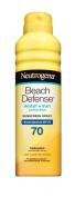 Neutrogena Beach Defence Spray Sunscreen Broad Spectrum SPF 70, 190ml