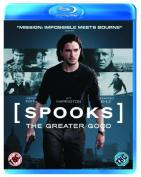 Spooks: The Greater Good [Region B] [Blu-ray]