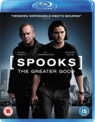 Spooks: The Greater Good [Region B] [Blu-ray]