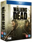 The Walking Dead [Region B] [Blu-ray]