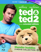 Ted/Ted 2 [Region B] [Blu-ray]