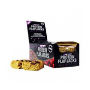 Vyomax Protein Cherry Almond Flap Jacks 12 Bars