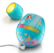 Philips Disney Ariel LivingColours Micro Mood Lamp - 1 x 4.7 W Integrated LED