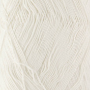 4 Skeins - White Lace Weight 100% Rayon From Bamboo Yarn, 50g/skein style B665 by BambooMN