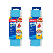 Vileda Magic Mop 3 Action Refill, Pack of 2