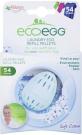 Ecoegg Laundry Egg Refill Pellets (54 Washes) - Soft Cotton