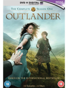 Outlander: Complete Season 1 [Regions 2,4]