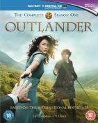 Outlander: Complete Season 1 [Blu-ray]