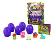 The Trash Pack Series 6 - 5 Trashies in 5 Rotten Eggs