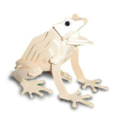 Frog - QUAY Woodcraft Construction Kit FSC