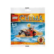 Worriz's Fire Bike LEGO® Chima Set 30265