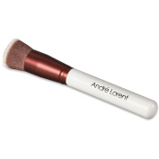 Premium Kabuki Brush - Long Handle - Vegan Makeup Brush With Fashionable Design - Satisfaction Guaranteed