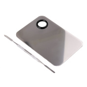 Goege Pro Stainless Steel Cosmetic Makeup Palette Spatula Tool
