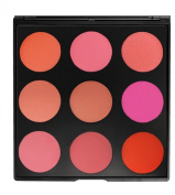 Blushed Blush Palette By Morphe - 9 Colour