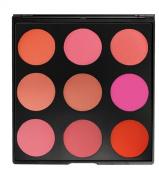 Blushed Blush Palette By Morphe - 9 Colour