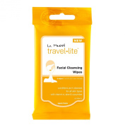 La Fresh Travel LiteTM Facial Cleansing Wipes, 8 Wipes