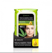A! Absolute Make-Up Cleansing Tissues Green Tea Extract
