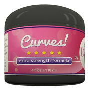 Curves Butt Enhacement Cream by DIVA Fit & Sexy - Give Your Butt the Beauty and Contour You Have Always Wanted - 100% Satisfaction Guaranteed!