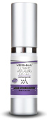 Ultimate Eye Gel - For Dark Circles, Puffiness, Sagging Skin, Wrinkles and Crow's Feet - w/ Plant Stem Cells - Oil Free