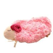 Ayygift Aromatherapy Rose Sheep Massage Eye Pillow Travel Sleep for Women Children and Men