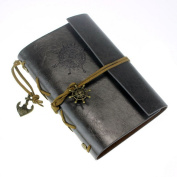 Coromose® Vintage Leather Cover String Nautical Notebook Journal Diary Book