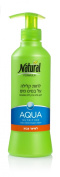 Natural Formula Aqua / Water based Moisturiser for Coloured Hair 400ml