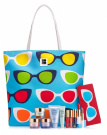 Estee Lauder 7-piece 2015 Skincare Makeup Gift Set with Tote Bag