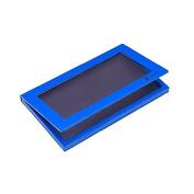 Z Palette Makeup Travel Case, Royal Blue, Large