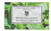 Upper Canada Soap Brompton and Langley Gift Box, Rosemary Mint