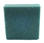 Clean Men's Fragrance Scented Natural Handmade Soap with Sea Salt Scrub 120ml
