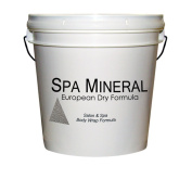 Spa Mineral - European Dry Mineral Body Wrap Salon Formula - 1 gallon