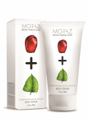 Moraz Natural Pomegranate and Polygonum Body Scrub, 150 ml