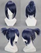 Sunny-business Anime Future City No.6 Mice Nezumi Blue of Cosplay Wig
