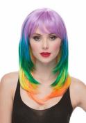 Sherbert Wig (Purple)