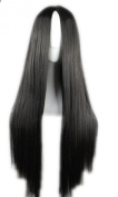 Toptheway Gentlewomanly Hairstyle Long Soft Straight Heat Resistent Synthetic Wig