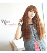 SMILE Wig Stylish Lady 68 CM Long Wavy Heat Resistant Synthetic Black Light Brown Dark Brown Women s Cosplay