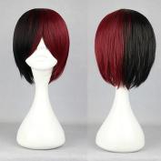 SMILE 35cm Short Cosplay MSN Lolita Wig