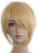 SMILE 35cm Short VOCALOID-Kagamine Len Gold Colour Anime Cosplay Wig