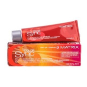 Matrix Colour Sync Brilliant Seamless Demi-Colour Ammonia Free 10A Extra Light Blonde Ash