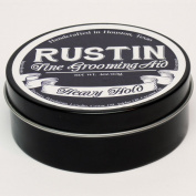 Rustin Pomade Fine Grooming Aid Heavy Hold Pomade 120ml