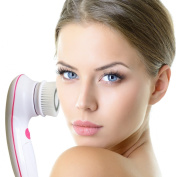 Spa Life Advanced Waterproof Facial Cleansing Brush