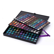 Vnfire Professional 252 Colour Eyeshadow Eye Shadow Palette Cosmetic Makeup Kit Set
