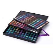 Vnfire Professional 252 Colour Eyeshadow Eye Shadow Palette Cosmetic Makeup Kit Set