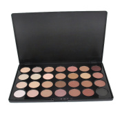 Vnfire Professional 28 Neutral Matte Colours Eyeshadow Palette Eye Shadow Makeup Cosmetics