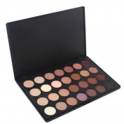 Vnfire 28 Colour Neutral Nude Eyeshadow Makeup Palette