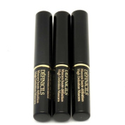 Set of 3 Definicils High Definition Mascara Black 0ml Travel Size